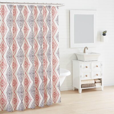 Noble Microfiber Shower Curtain