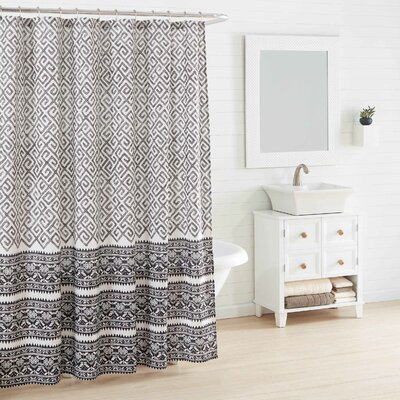 Henson Microfiber Shower Curtain