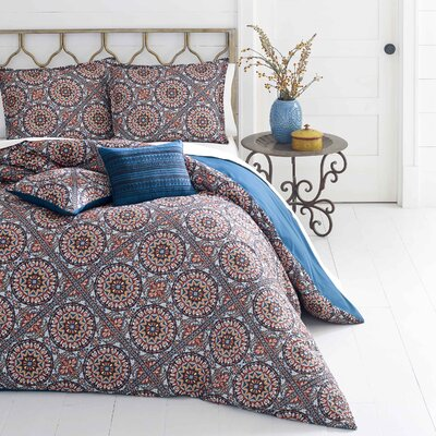 Jackson Reversible Comforter Set Size: Twin