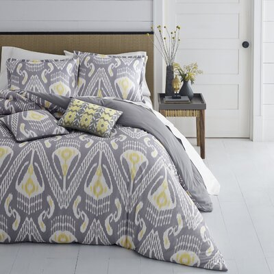 Andrade Reversible Comforter Set Size: King