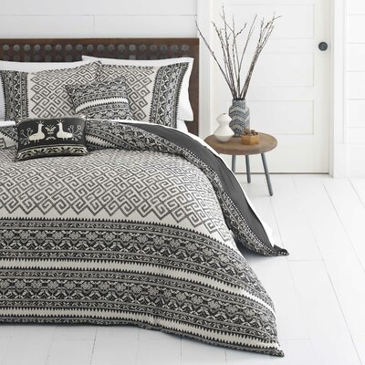 Henson Reversible Comforter Set Size: Full/Queen
