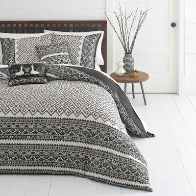 Henson Reversible Comforter Set Size: King