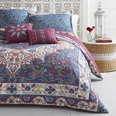 Danae Reversible Comforter Set Size: Full/Queen
