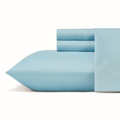 Carterton Microfiber Sheet Set Size: King, Color: Turqoise