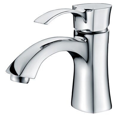 Alto Single Handle Bathroom Sink Faucet Finish: Polished Chrome