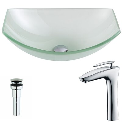 Pendant Specialty Vessel Bathroom Sink