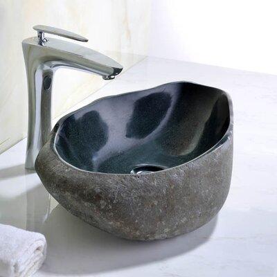 Specialty Stone Specialty Vessel Bathroom Sink