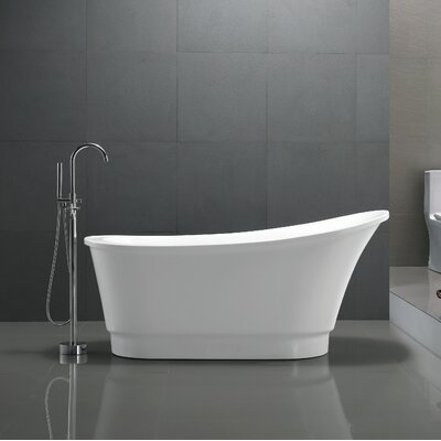 Prima Series 67 x 31 Freestanding Soaking Bathtub