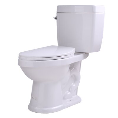 Talos 1.6 GPF Elongated Two-Piece Toilet