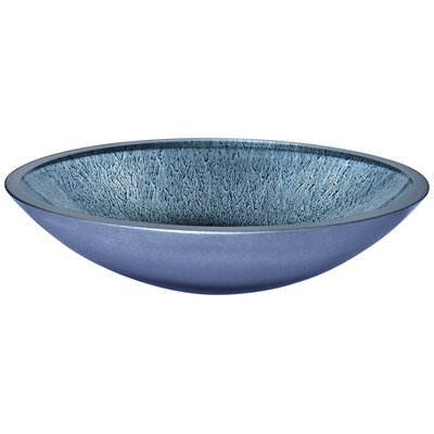 Egret Series Oval Vessel Bathroom Sink
