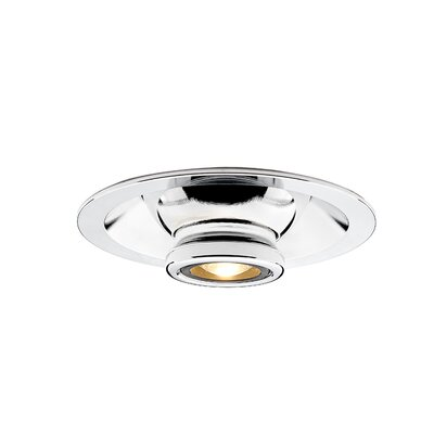 Zhoom 1.9 Recessed Lighting Kit Finish: Chrome