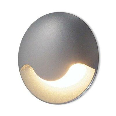 Como 2 LED Recessed Trim Finish: Matte Chrome
