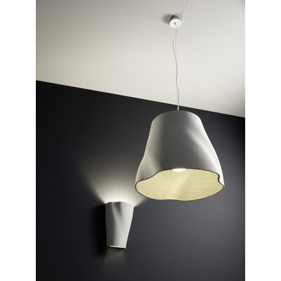 Soft 1-Light Mini Pendant Size: 59.1 H x 8.7 W x 8.7 D