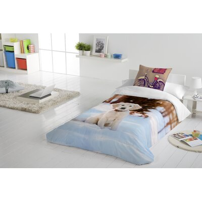 Tommy Duvet Cover Set Size: Twin