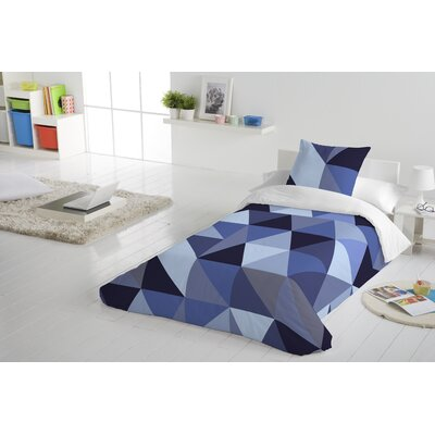Origami Duvet Cover Set Size: Twin