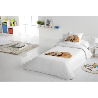 So Cute Duvet Cover Set Size: Twin