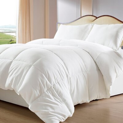 All Season Down Alternative Duvet Insert Size: Twin