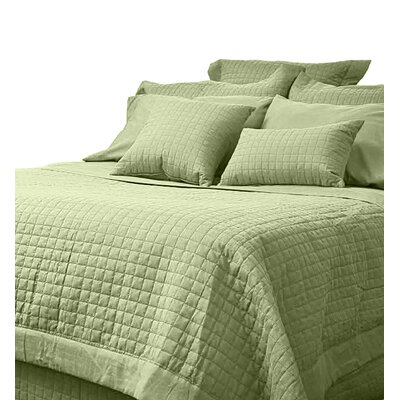 Bloomingdale 3 Piece Duvet Set Size: King, Color: Lime