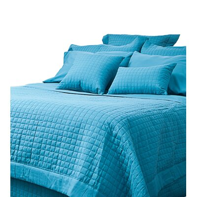 Bloomingdale 3 Piece Duvet Set Size: Queen, Color: Teal
