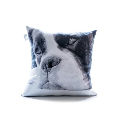 Huseman Cotton Throw Pillow