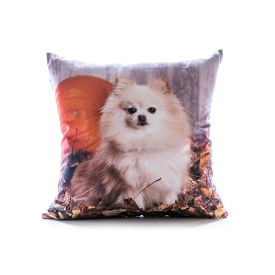 Hurtado Cotton Throw Pillow