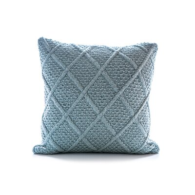 Jun Cotton Throw Pillow