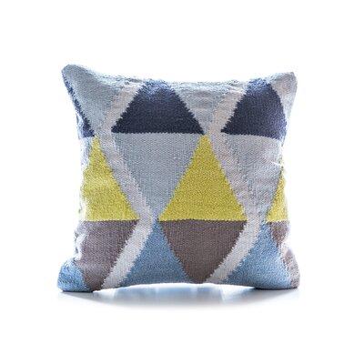 Gardin Cotton Throw Pillow
