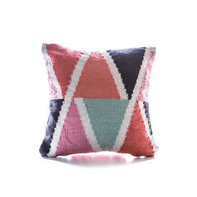 Gardin Modern Cotton Throw Pillow