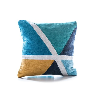 Gardin Square Cotton Throw Pillow