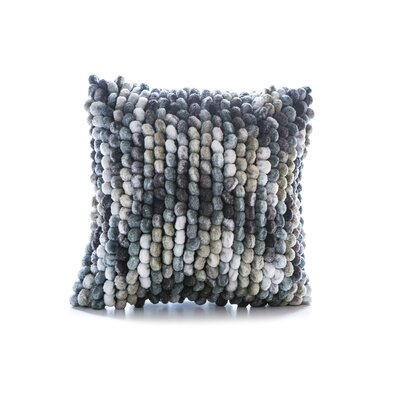 Sasaki Throw Pillow Color: Multicolored