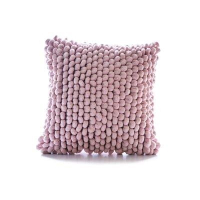 Sasaki Throw Pillow Color: Pink