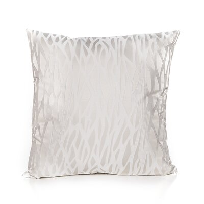 Queensbury Throw Pillow Color: Off-White