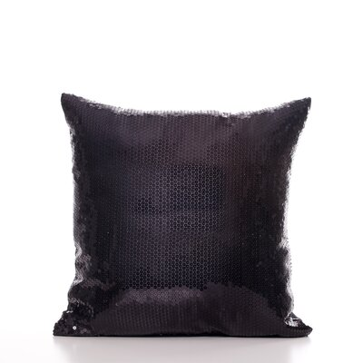 Dotan Throw Pillow Color: Black