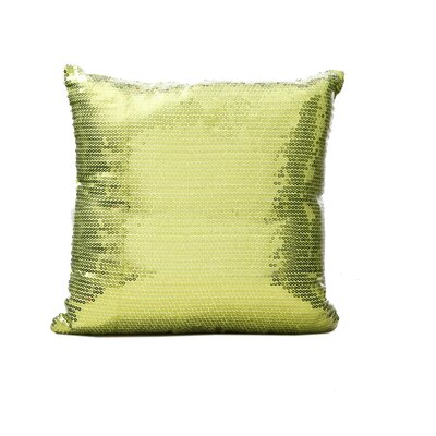 Dotan Throw Pillow Color: Lime