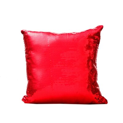 Dotan Throw Pillow Color: Red