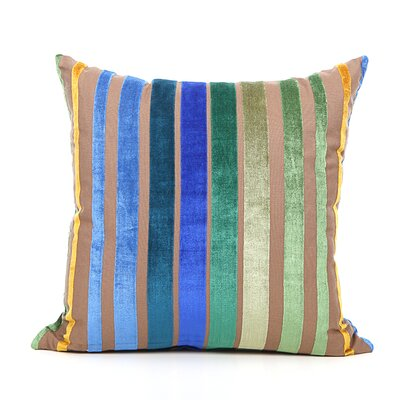 Cordlandt Throw Pillow Color: Blue