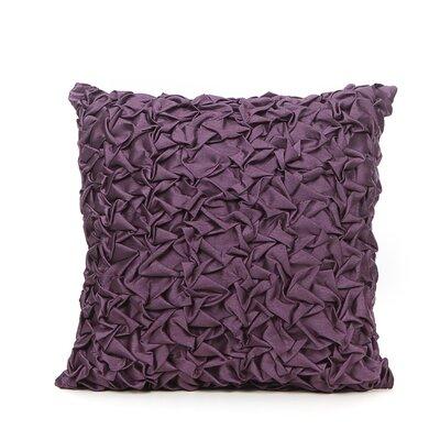 Cordoba Throw Pillow Color: Purple
