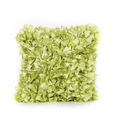 Elisha Throw Pillow Color: Lime