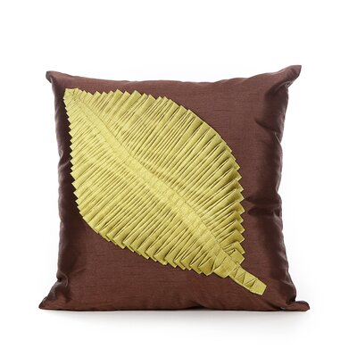 Lynn Harbor Throw Pillow Color: Gold