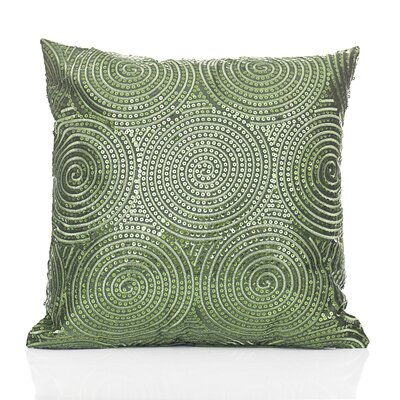 Ivar Throw Pillow Color: Lime