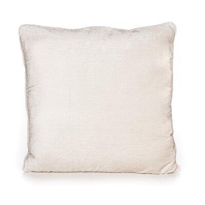 Bleeker Throw Pillow Color: Cream