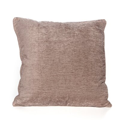 Bleeker Throw Pillow Color: Taupe