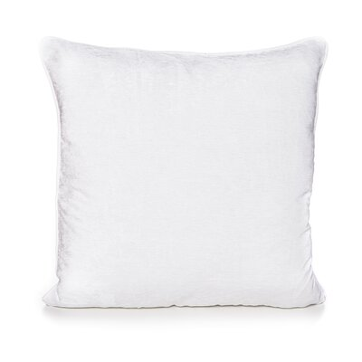 Bleeker Throw Pillow Color: White