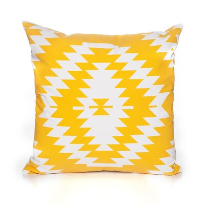 Liana Throw Pillow Color: Gold