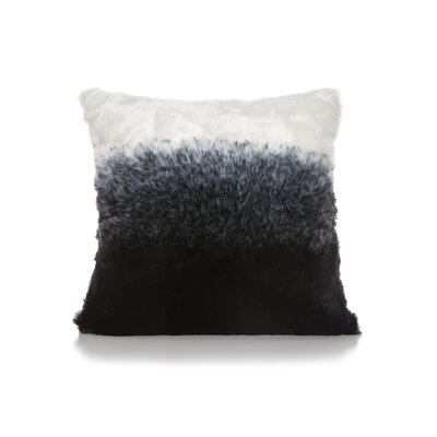 Kinney Throw Pillow Color: Black