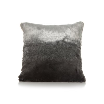 Kinney Throw Pillow Color: Gray