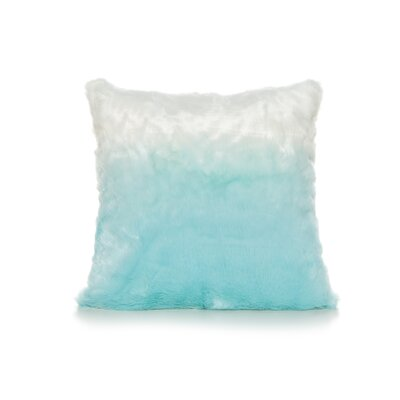 Kinney Throw Pillow Color: Turquoise