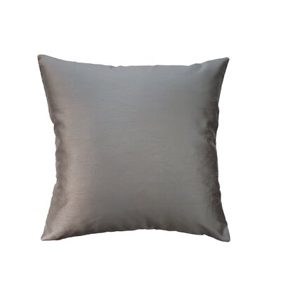 Reder Throw Pillow Color: Gray