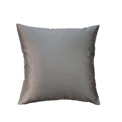 Reder Throw Pillow Color: Gray