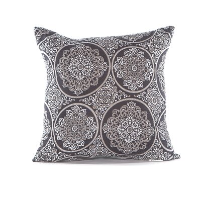 Slatedale Throw Pillow Color: Gray